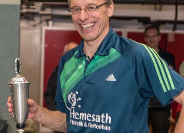 Norbert Schmitz ist neuer Stadtmeister